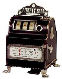 Liberty slot dies
