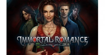 Review Immortal Romance