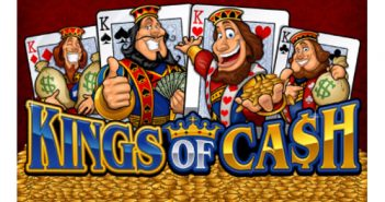 Review Kings of Cash slot