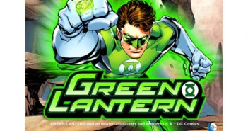 Review Green Lantern slot