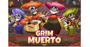 Review Grim Muerto slot