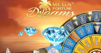 Finse speler wint een jackpot van 4 miljoen met Mega Fortune Dreams
